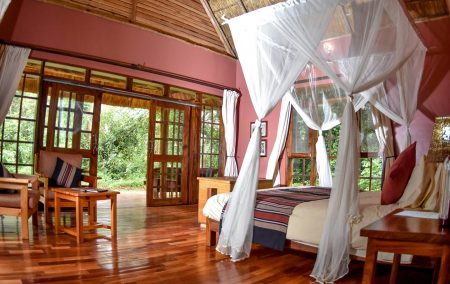 kibale primates lodge