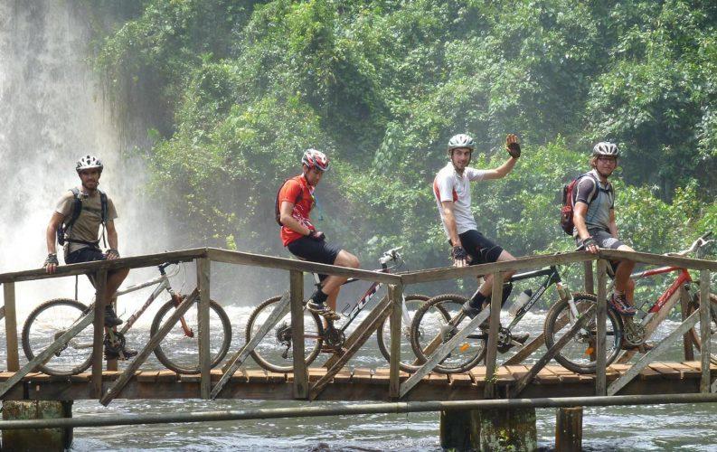 SSezibwa Falls Biking