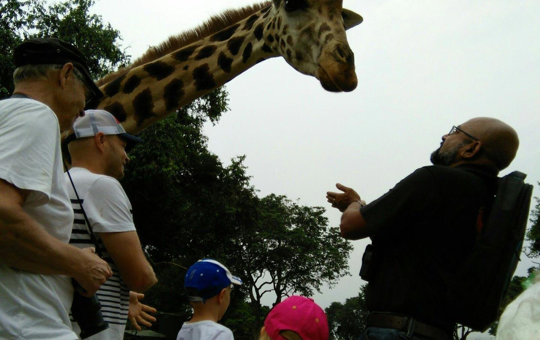 UWEC Zoo Entebbe