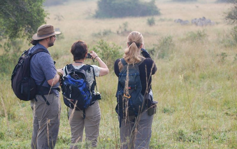 Walking Safaris in Uganda