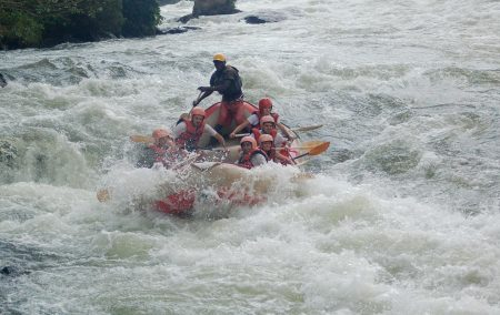 White Water Rafting The Mighty Nile Rapids