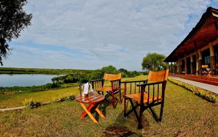 Amuka Safari Lodge